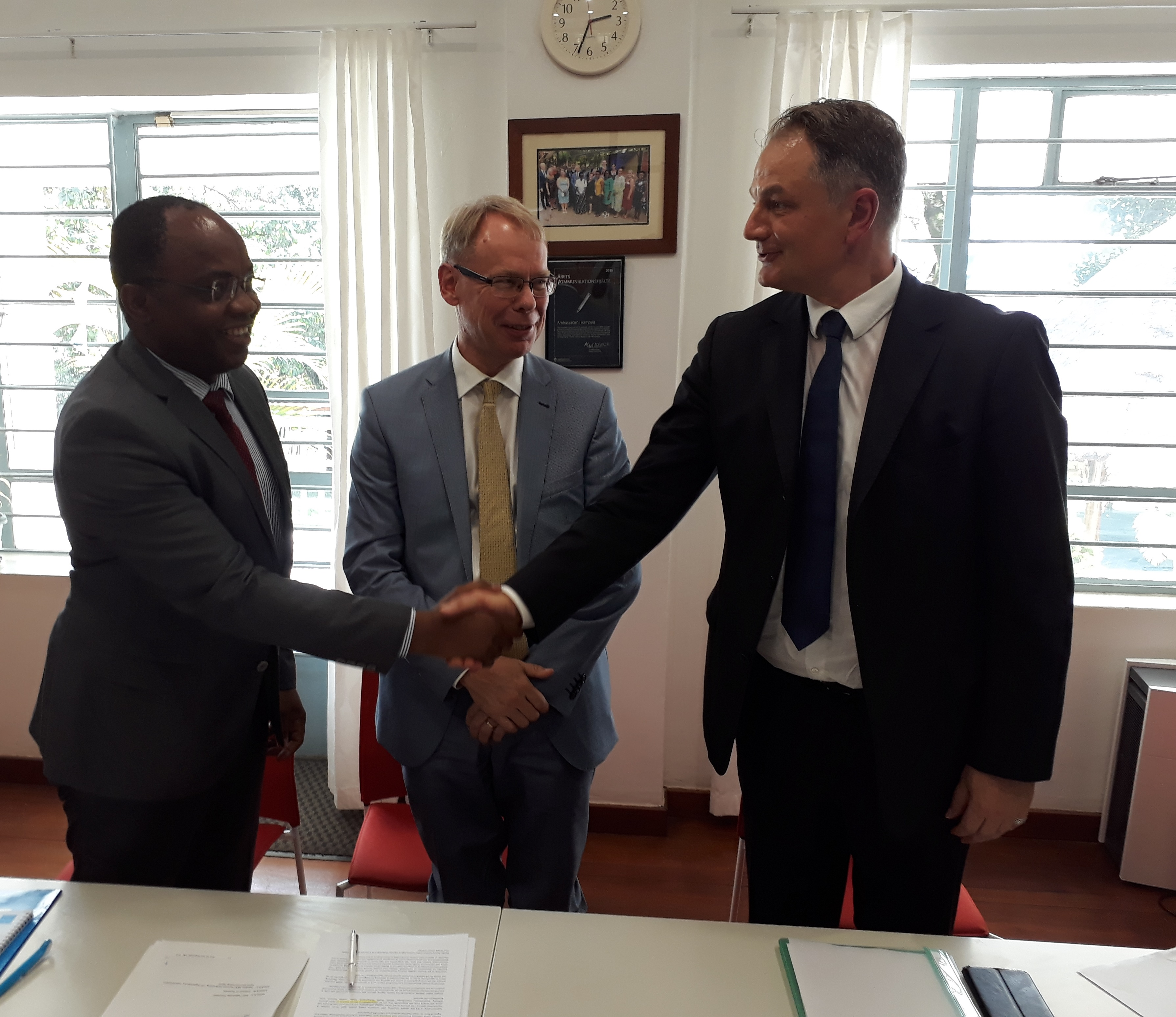 UNFPA Uganda | Sweden commits more funds for prevention and