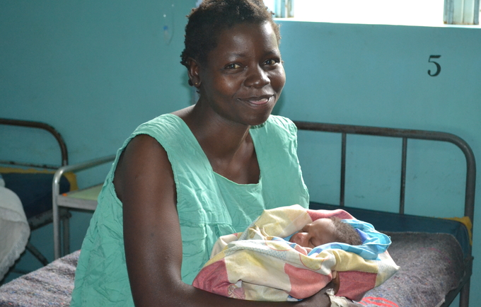 A decline in maternal mortality